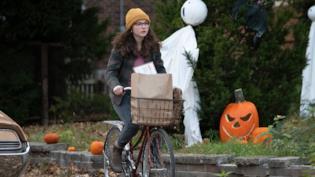 La protagonista a Halloween