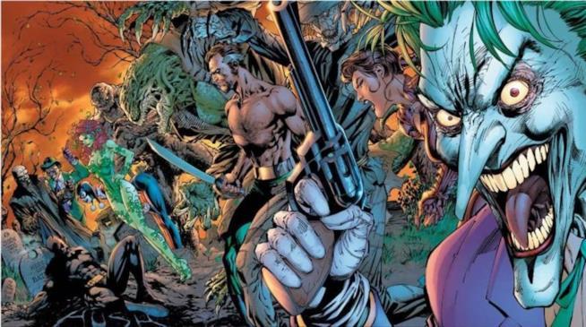 Alcuni supercriminali nemici di Batman