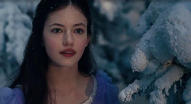 Clara in The Nutcracker and the Four Realms