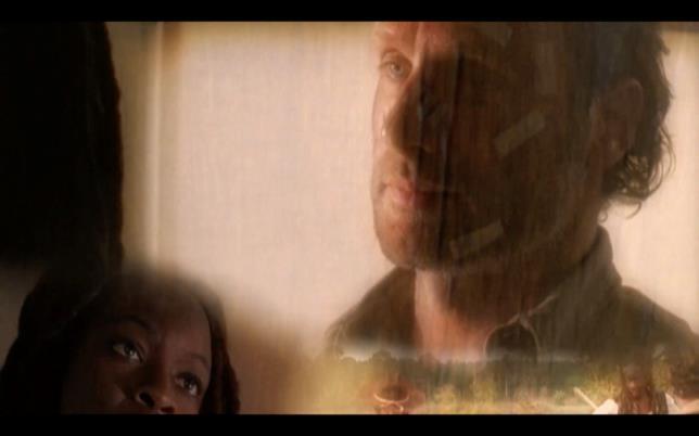 Michonne Rick e Carl