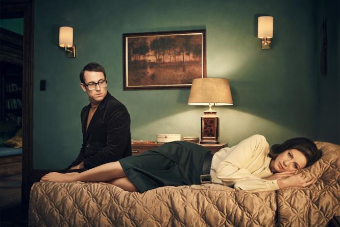 Caitriona Balfe e Tobias Menzies per la terza stagione di Outlander