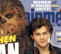 Le immagini di Solo: A Star Wars Story di Entertainment Weekly