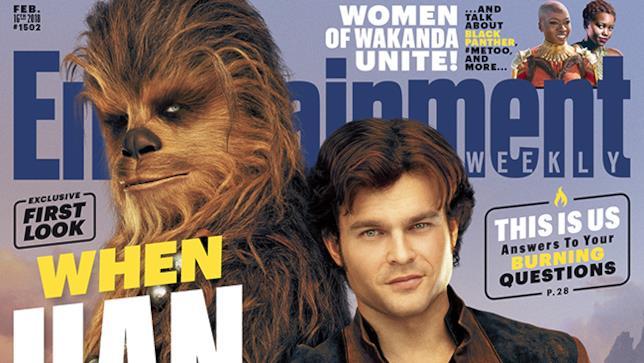 Solo A Star Wars Story: nuovo spot con il Millenium Falcon