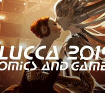 Lucca Comics & Games poster ufficiale 2019
