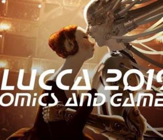 Lucca Comics & Games poster ufficiale 2019