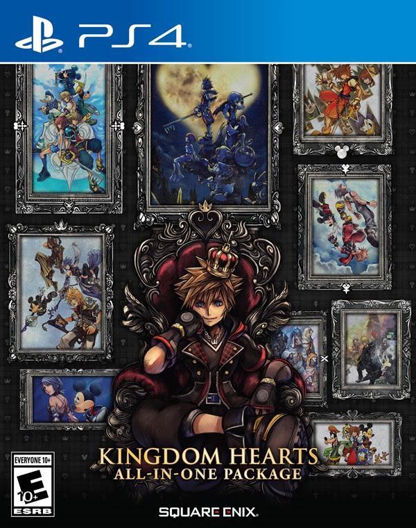 Kingdom Hearts: All-In-One Package in uscita il 17 marzo su PS4