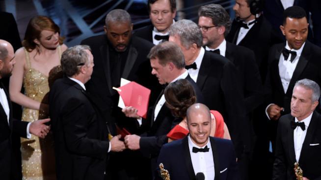 Oscar 2017, la busta sbagliata per il miglior film