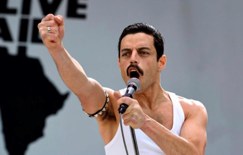 Scena finale di Bohemian Rhapsody