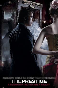 Scarlett Johansson e Hugh Jackman in una locandina alternativa del film