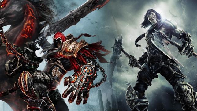 I protagonisti dei primi due Darksiders