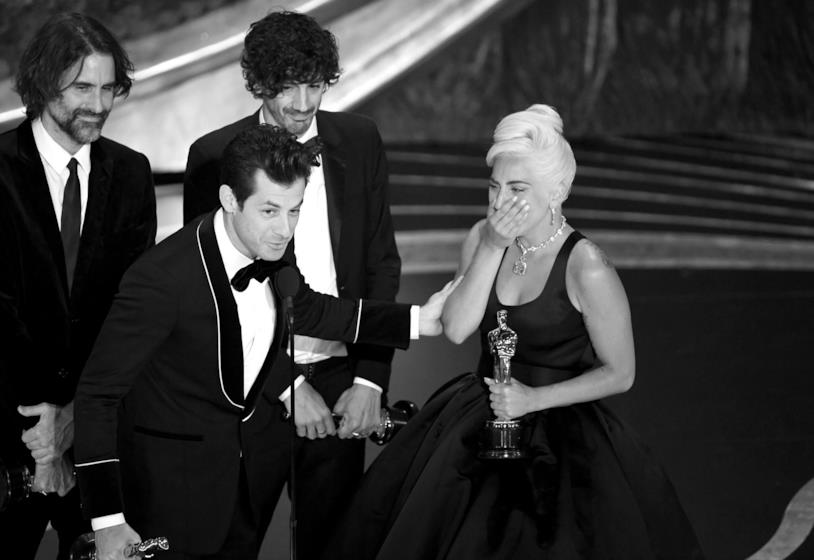 Lady Gaga agli Oscar 2019