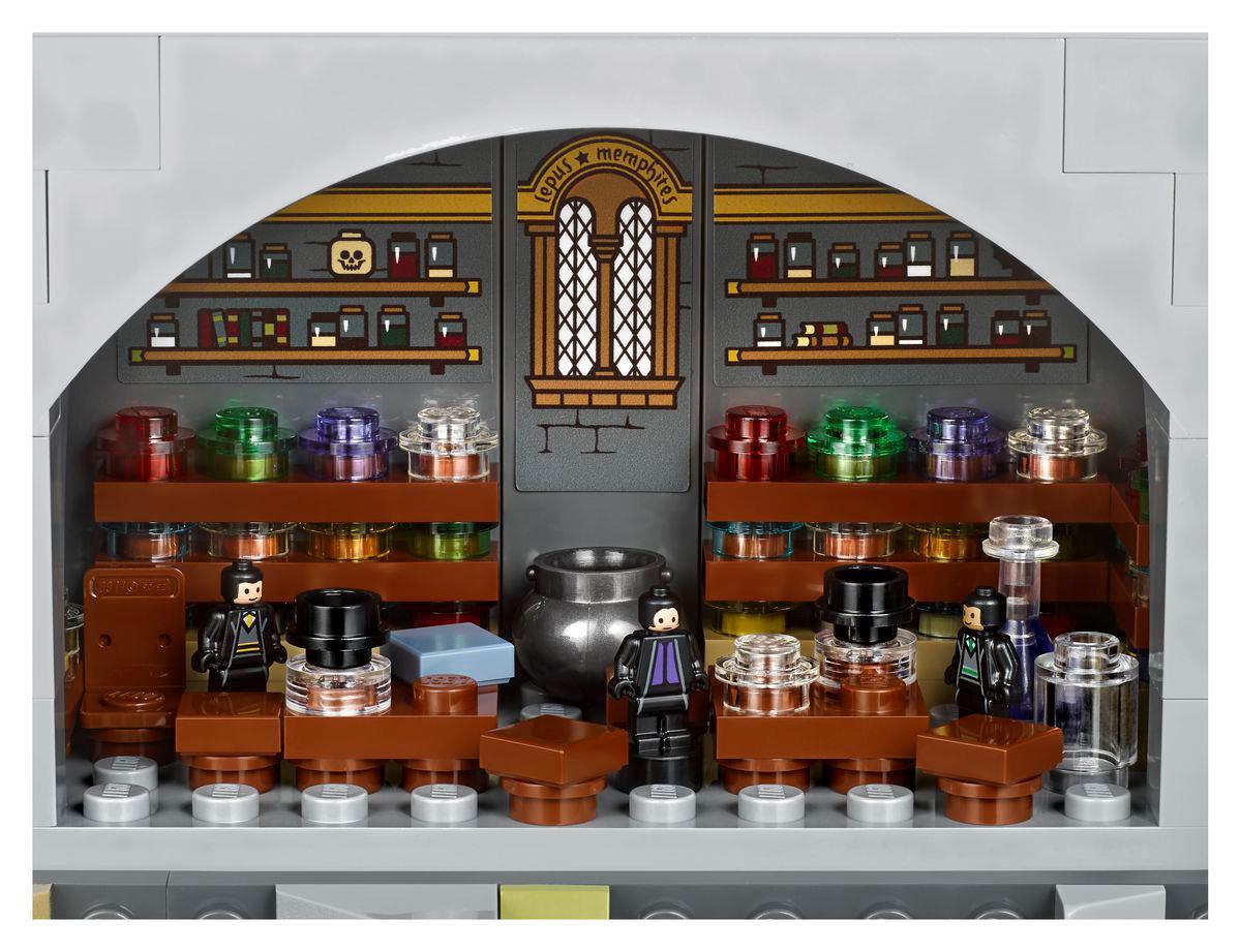 Aula delle Pozioni LEGO