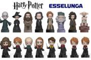 L'intera collezione di figurine 3D Wizzis firmata Esselunga ed ispirata a Harry Potter