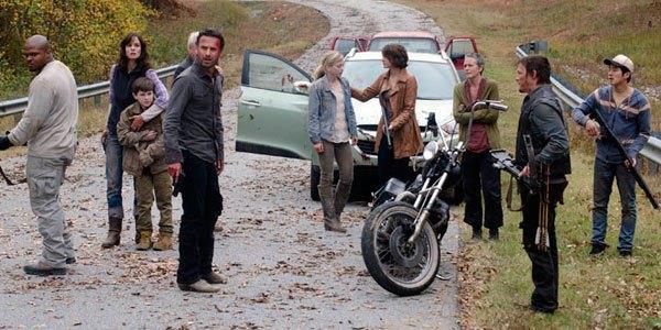 The Walking Dead, il finale della stagione 2