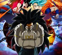 Dragon Ball Heroes Kanba