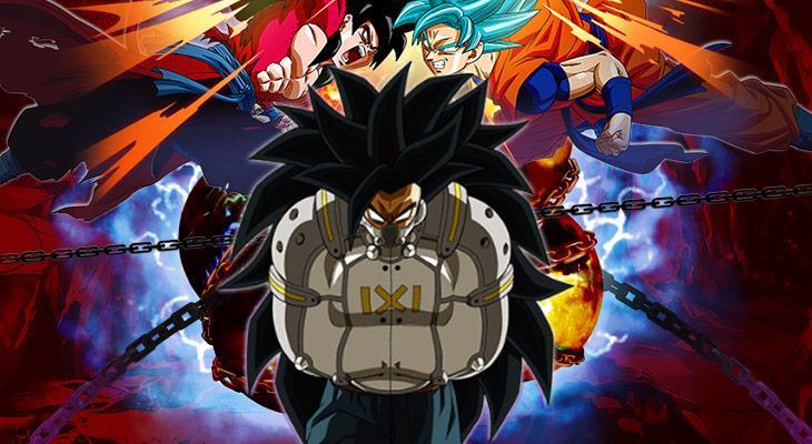 Dragon Ball Heroes Kanba