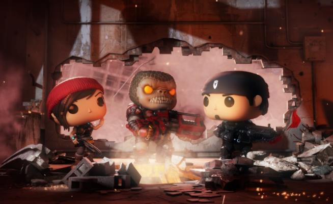 I COG di Gears of War in versione Funko POP!