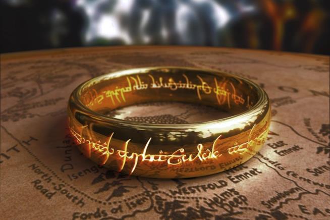 L'anello de Il Signore degli Anelli