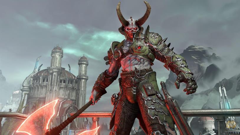 Doom Eternal nemici
