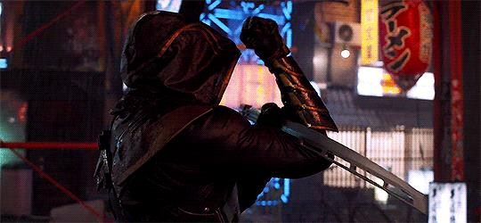 Ronin appare nel trailer di Avengers: Endgame