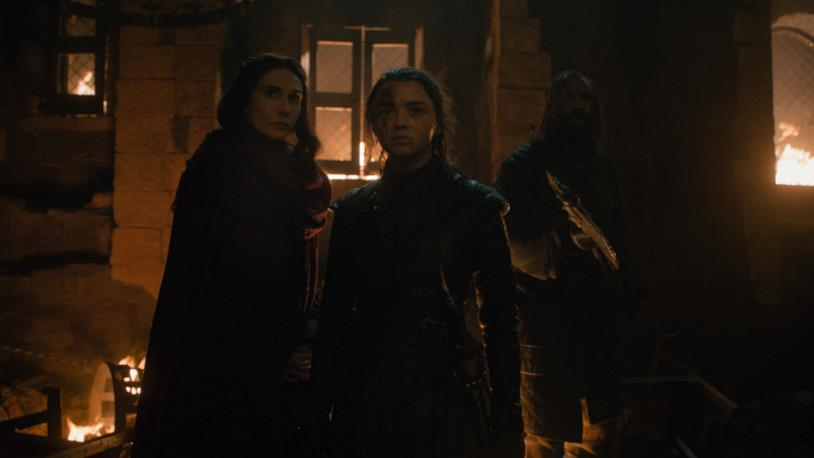 La profezia di Melisandre in Game of Thrones 8x03