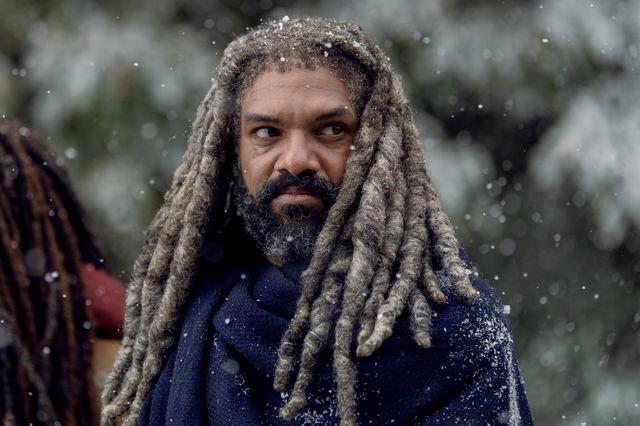 Khary Payton nei panni di Ezekiel in The Walking Dead