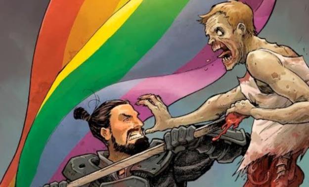 I fumetti di Image Comics celebrano il mese del Pride