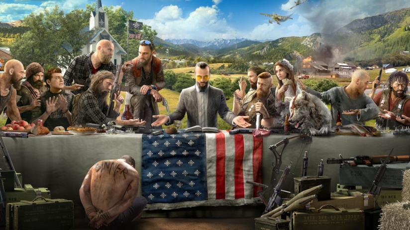 L'ultima cena secondo Far Cry 5
