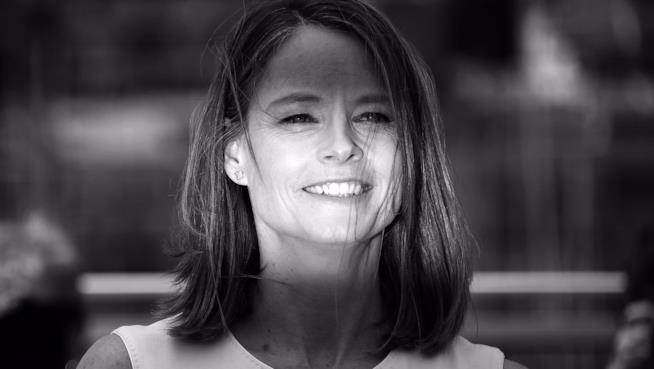 L'attrice americana Jodie Foster