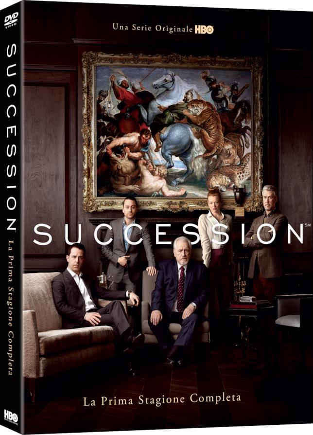 Succession - Stagione 1 - Home Video - DVD