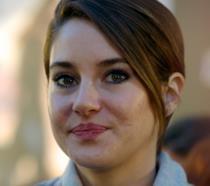 L'attrice Shailene Woodley