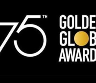 Logo Golden Globe Awards 2018