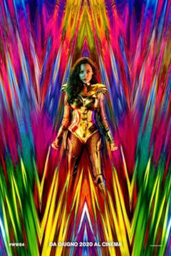Gal Gadot nel nuovo costume di Wonder Woman