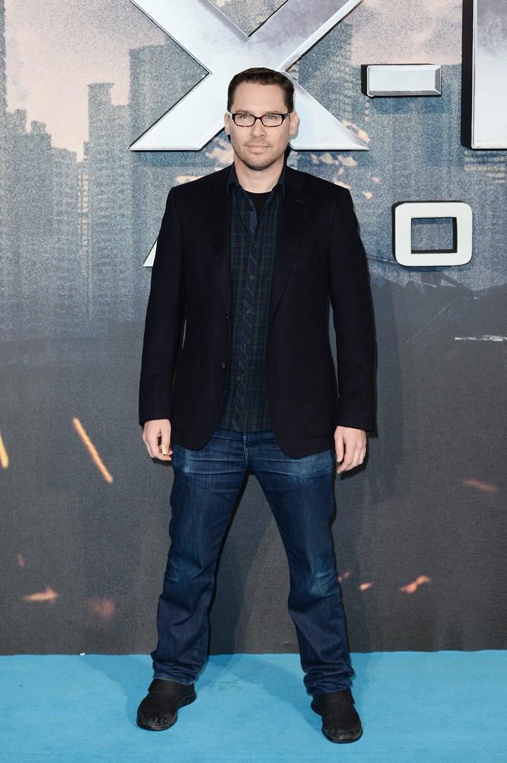 Bryan Singer alla premier di X-Men: Apocalisse
