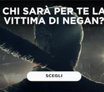 Scegli la vittima di Negan tra gli undici su Mondofox.it