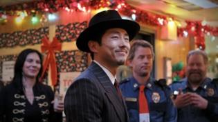 Steven Yeun nel nuovo Ai confini della realtà