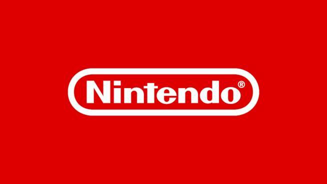 Il mitico logo rosso e bianco di casa Nintendo