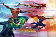 Gli Avengers in un poster esclusivo di Fandango