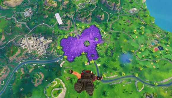 Il cubo viola è arrivato a Sponde del Saccheggio