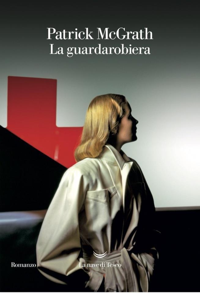 La cover del nono libro di McGrath, La guardarobiera
