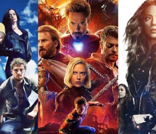 Defenders, Infinity War e MAOS