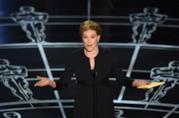 L'attrice Julie Andrews