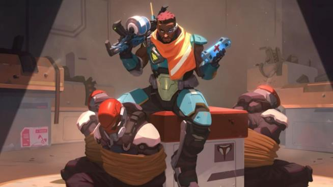 Jean-Baptiste Augustine è il nuovo eroe di Overwatch