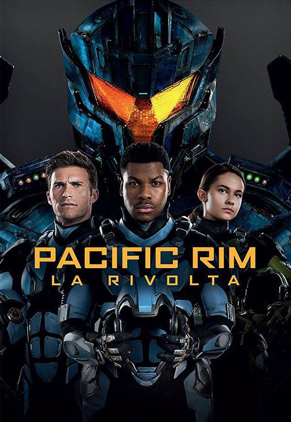 La cover di Pacific Rim 2 - La Rivolta