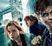 Harry, Ron ed Hermione nei film di HP