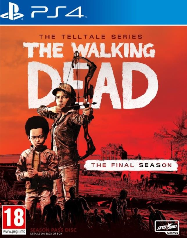 Skybound Games annuncia l'edizione fisica di The Walking Dead: The Final Season