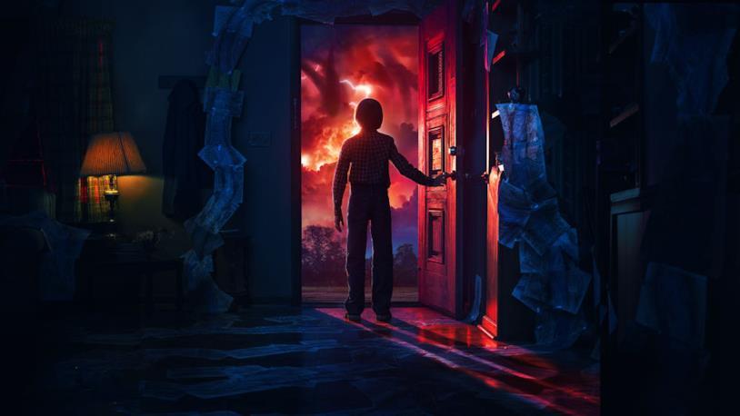 Will e lo strano temporale in Stranger Things 2