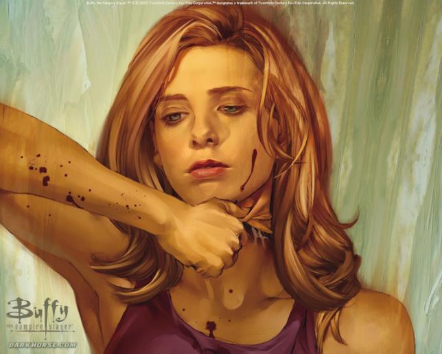 Buffy l'Ammazzavampiri, il fumetto