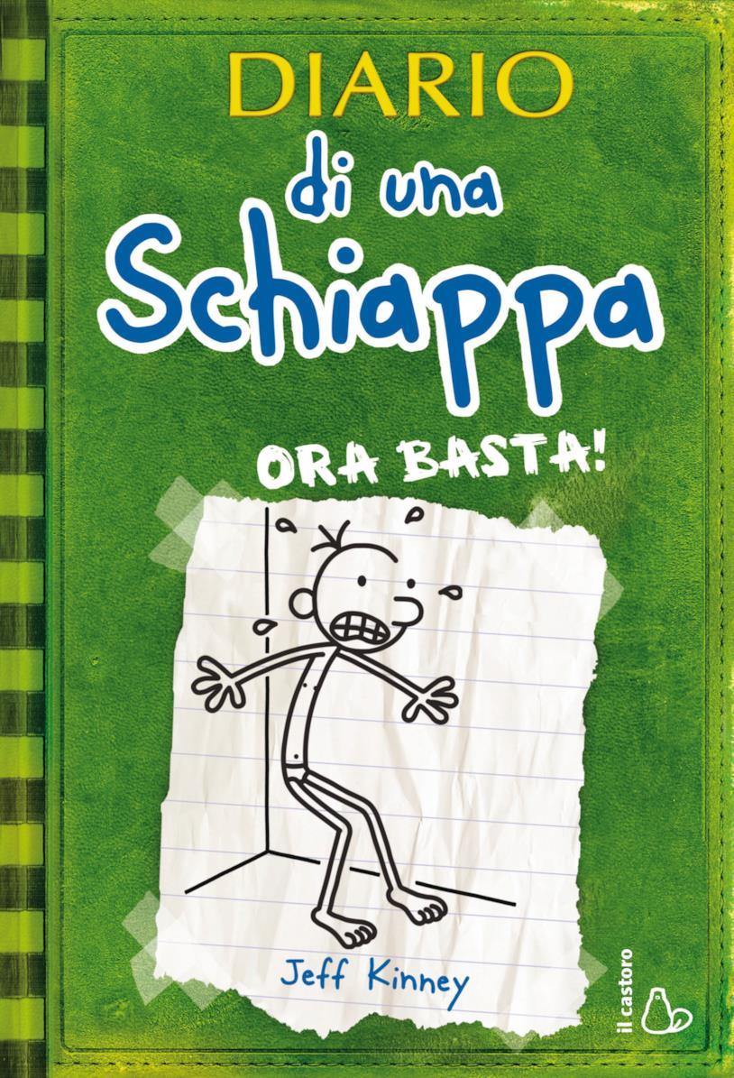 Diario di una schiappa libro terzo copertina