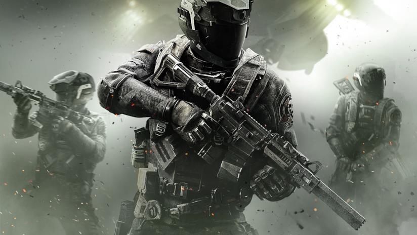 I soldati di Call of Duty